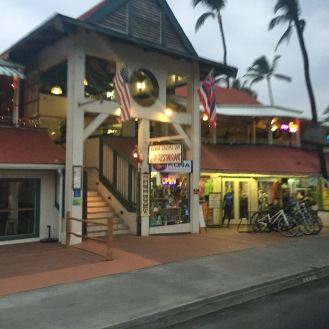 Kona Inn shopping village